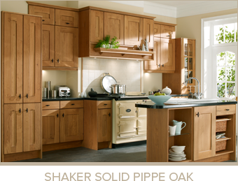 Shaker Solid Pippe